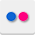 Flickr Social Button