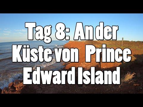 #OTRAmerika19 - Tag 8: An der Küste von Prince Edward Island