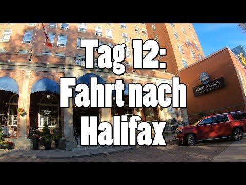 #OTRAmerika19 - Tag 12: Fahrt nach Halifax