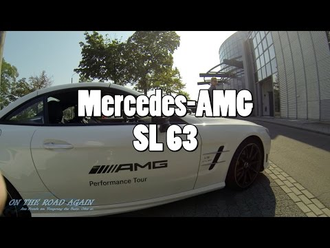 Review: Mercedes-AMG SL 63