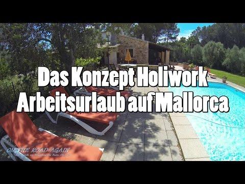 Holiwork - Arbeitsurlaub auf Mallorca