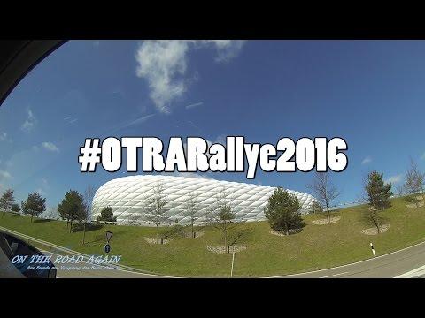 #OTRARallye2016 - Seid ihr am Start? - Der Trailer
