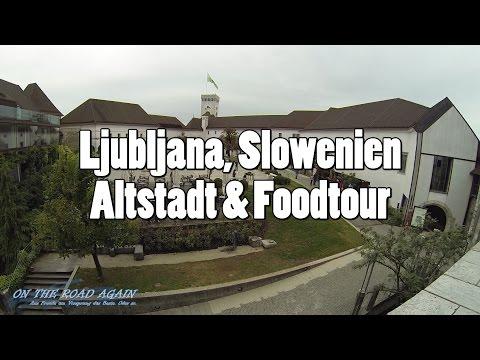 Sommertour 2015: Reisebericht + Foodtour Ljubljana, Slowenien