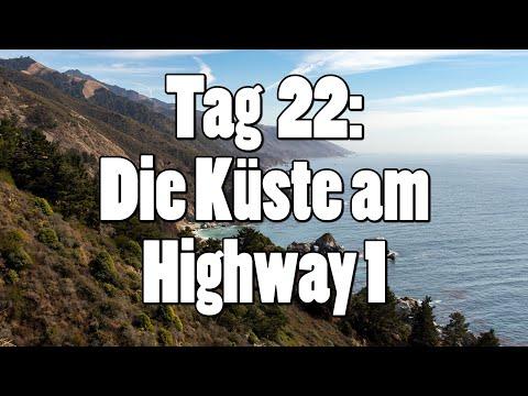 #OTRAmerika19 - Tag 22: Die Küste am Highway 1