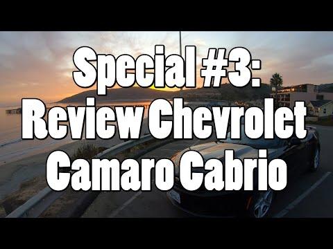 #OTRAmerika19 - Special #3: Review Chevrolet Camaro Cabrio