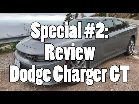 #OTRAmerika19 - Special #2: Review Dodge Charger GT