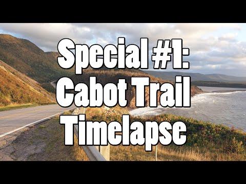 #OTRAmerika19 - Special #1: Cabot Trail Timelapse