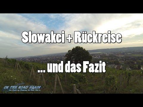 Sommertour 2015: Slowakei & Fazit