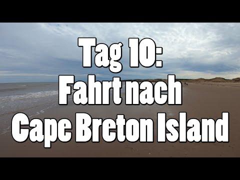 #OTRAmerika19 - Tag 10: Fahrt nach Cape Breton Island