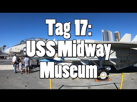 #OTRAmerika19 - Tag 17: USS Midway Museum