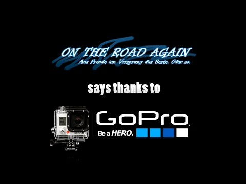 Thank you GoPro! Two years of awesome footage