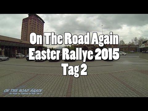 OTRA Easter Rallye 2015 - Tag 2 - von Florenz nach Monopoli