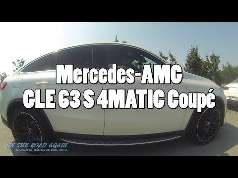 Review: Mercedes-AMG GLE 63 S Coupé