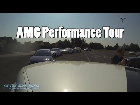 AMG Performance Tour - Kurzreview zu A45, CLS 63 S, S 63 Coupé und GT S
