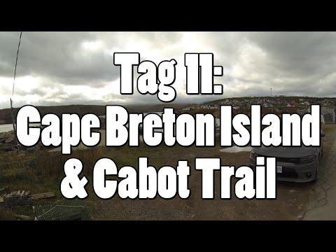 #OTRAmerika19 - Tag 11: Cape Breton Island & Cabot Trail