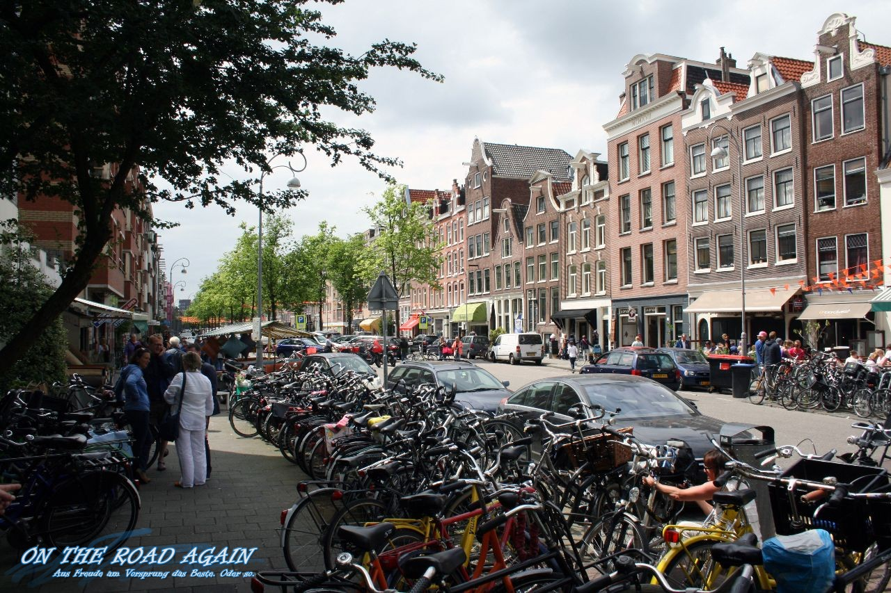 kurztrip ein sommerwochenende in amsterdam on the road again auto travel blog. Black Bedroom Furniture Sets. Home Design Ideas