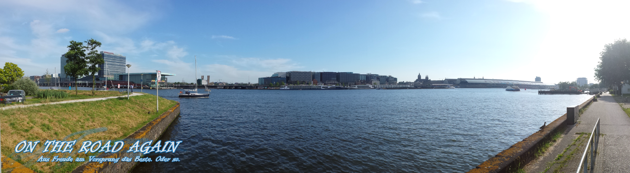 Amsterdam Noord Panorama