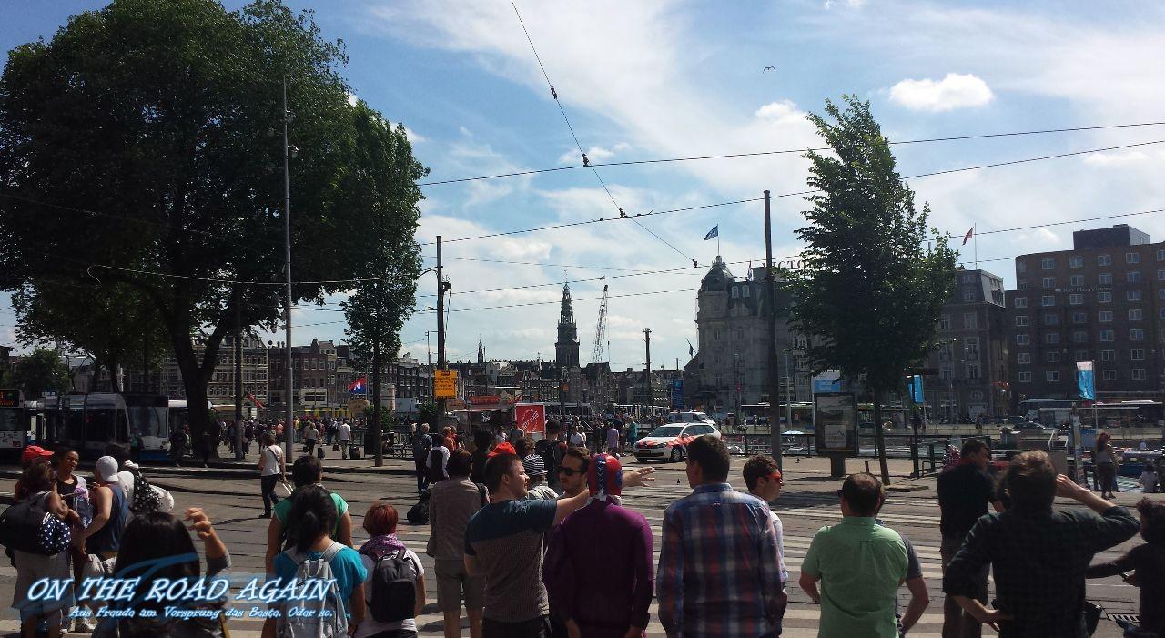 Amsterdam Wetter Mitte Anfang Juni