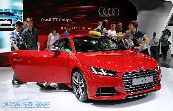 Audi TT 8S Coupé