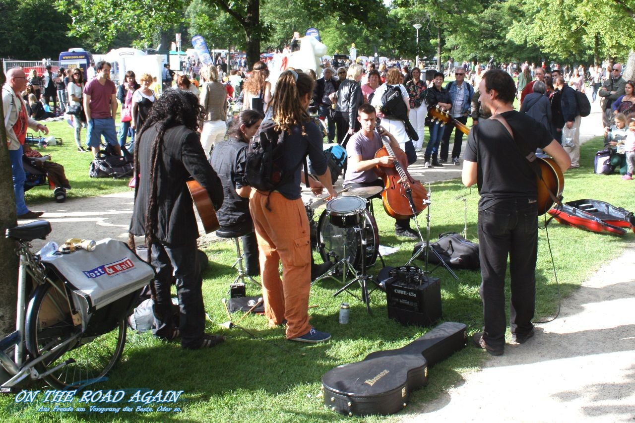 Band Vondelpark Festival