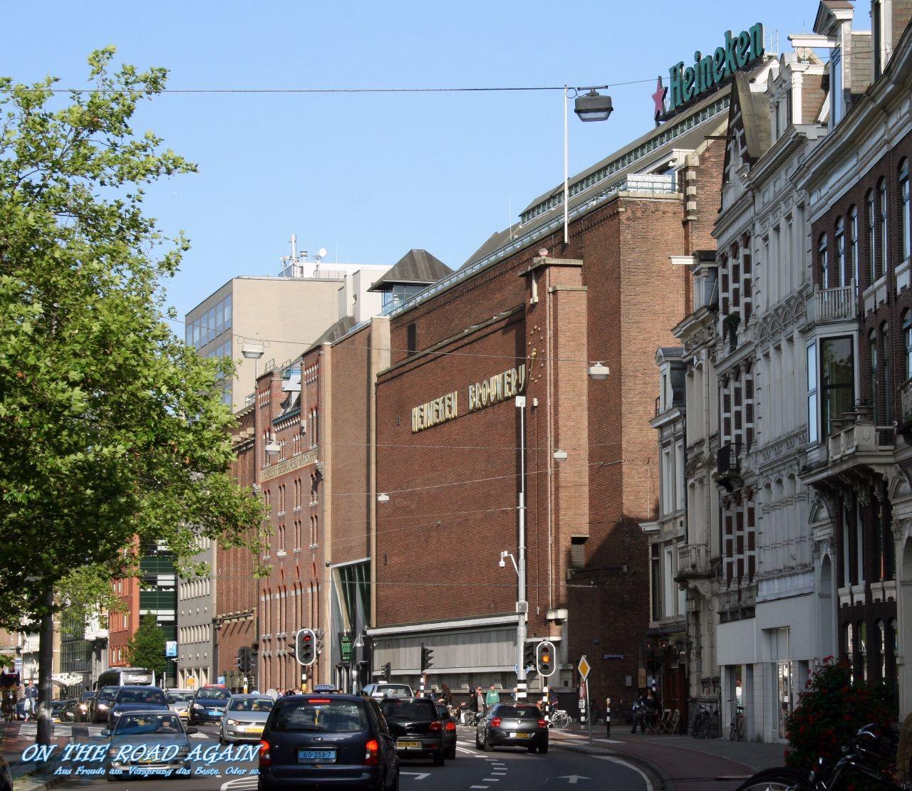 Heineken Browery Amsterdam