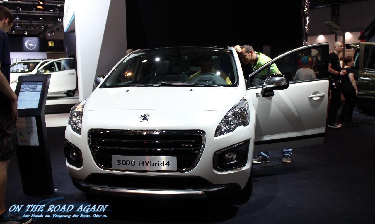 Peugeot 3008 HYbrid