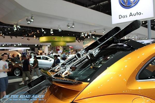VW Dune Concept Skihalter