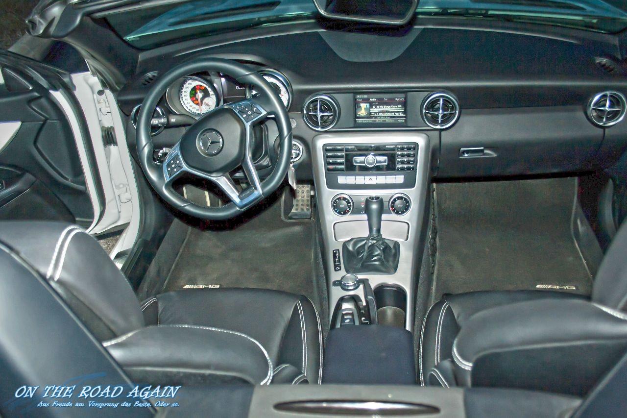 Mercedes-Benz SLK Interieur