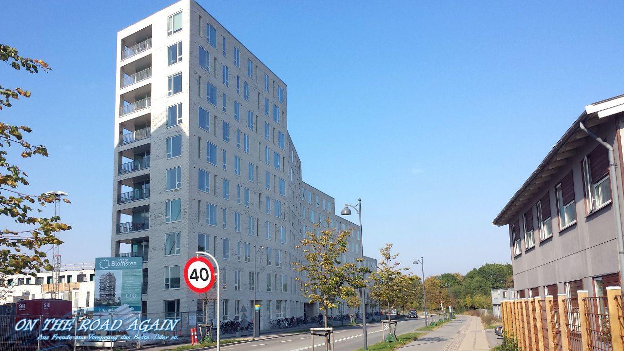 Apartmentkomplex Artillerivej