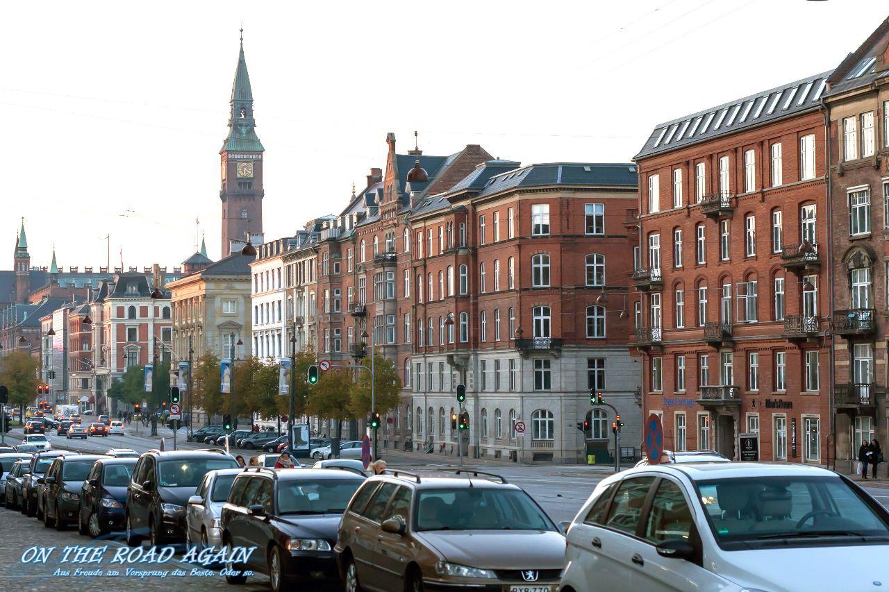H.C. Andersens Boulevard Kopenhagen