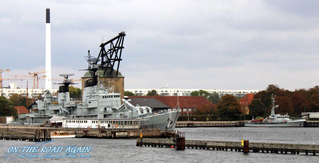 Kriegsschiffe Kopenhagen