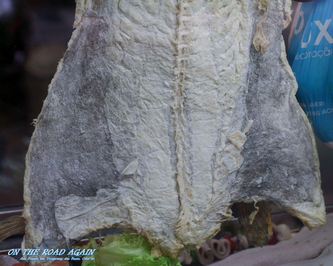 Bacalhau - typisch Portugiesischer Stockfisch