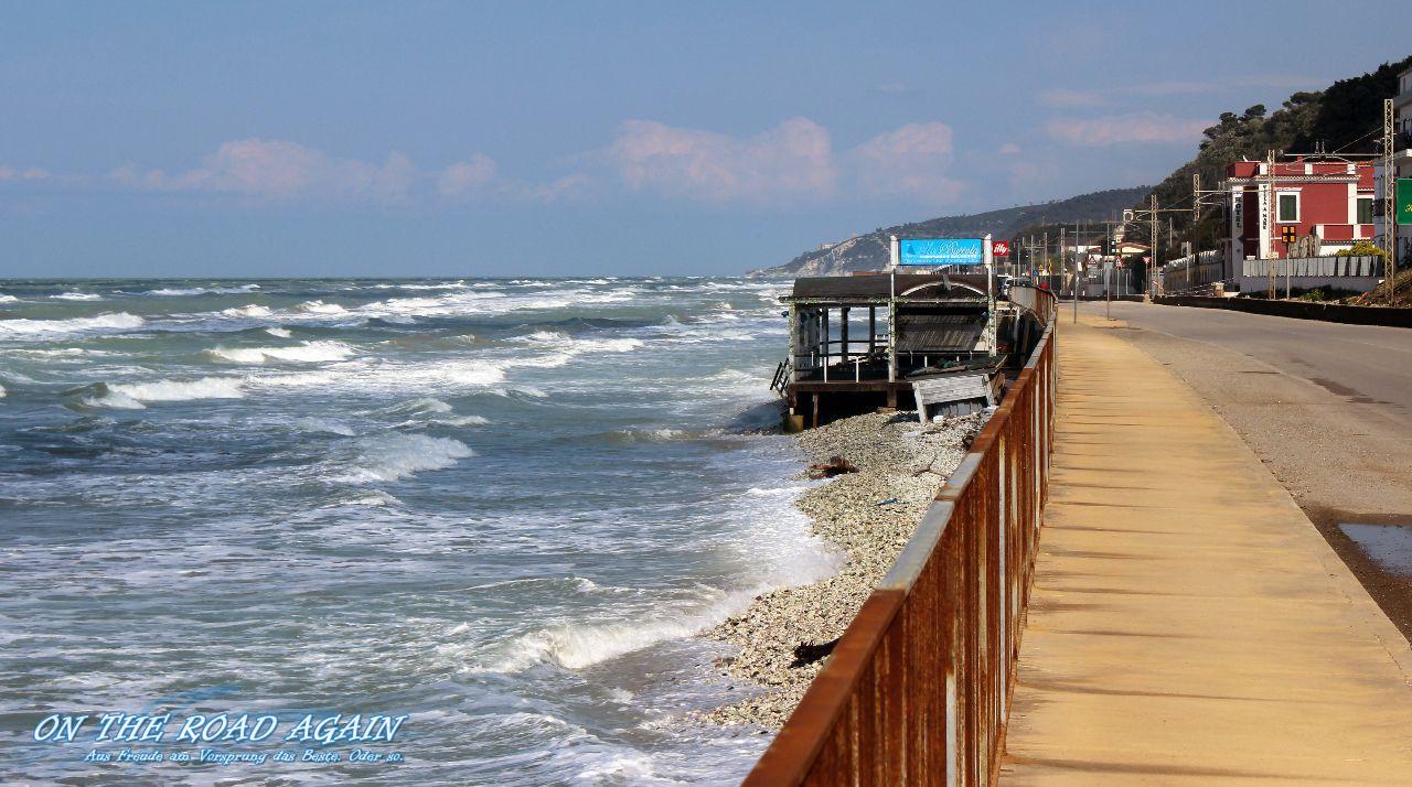 Raue Adriaküste