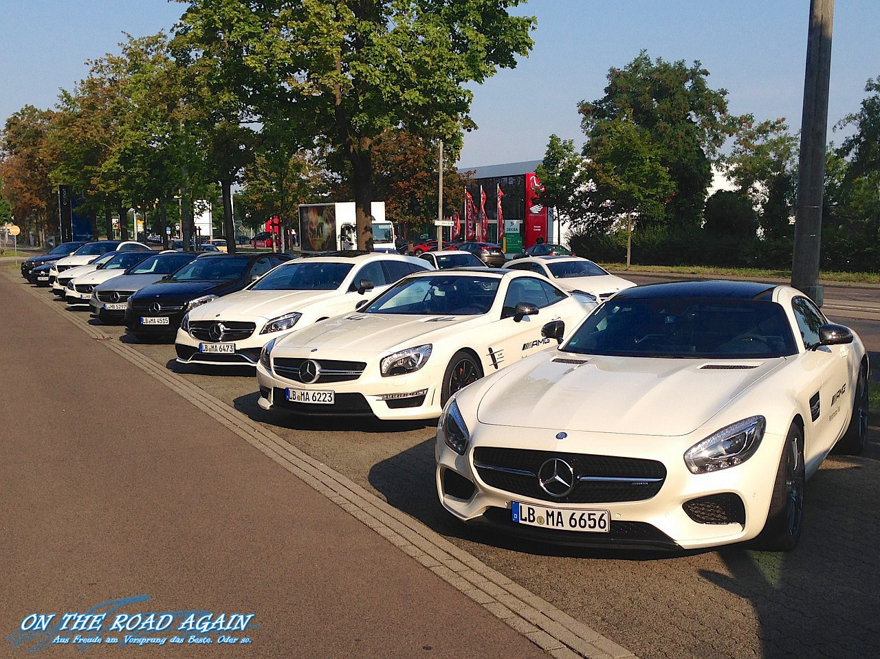 AMG Performance Tour Autos