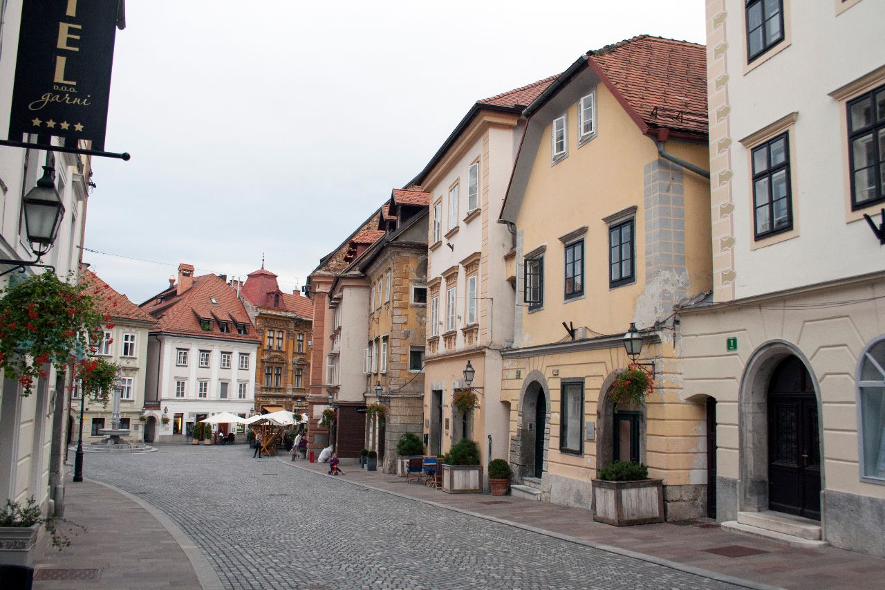 Gornji trg Ljubljana