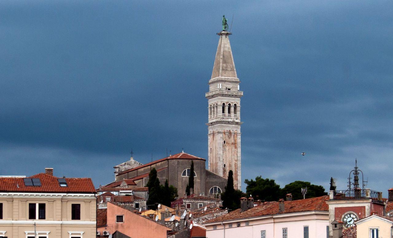 Kathedrale von Rovinj