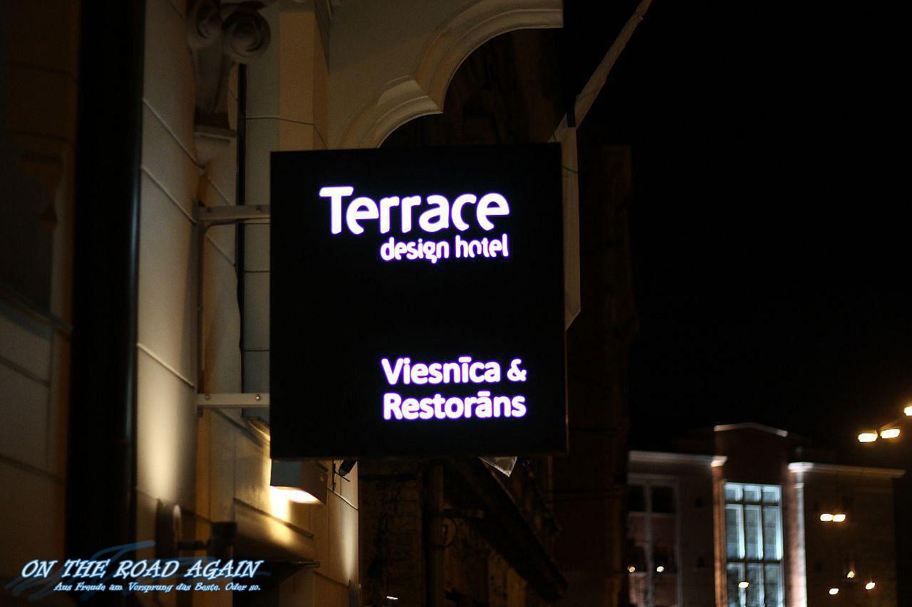 Terrace Design Hotel Riga, Latvia