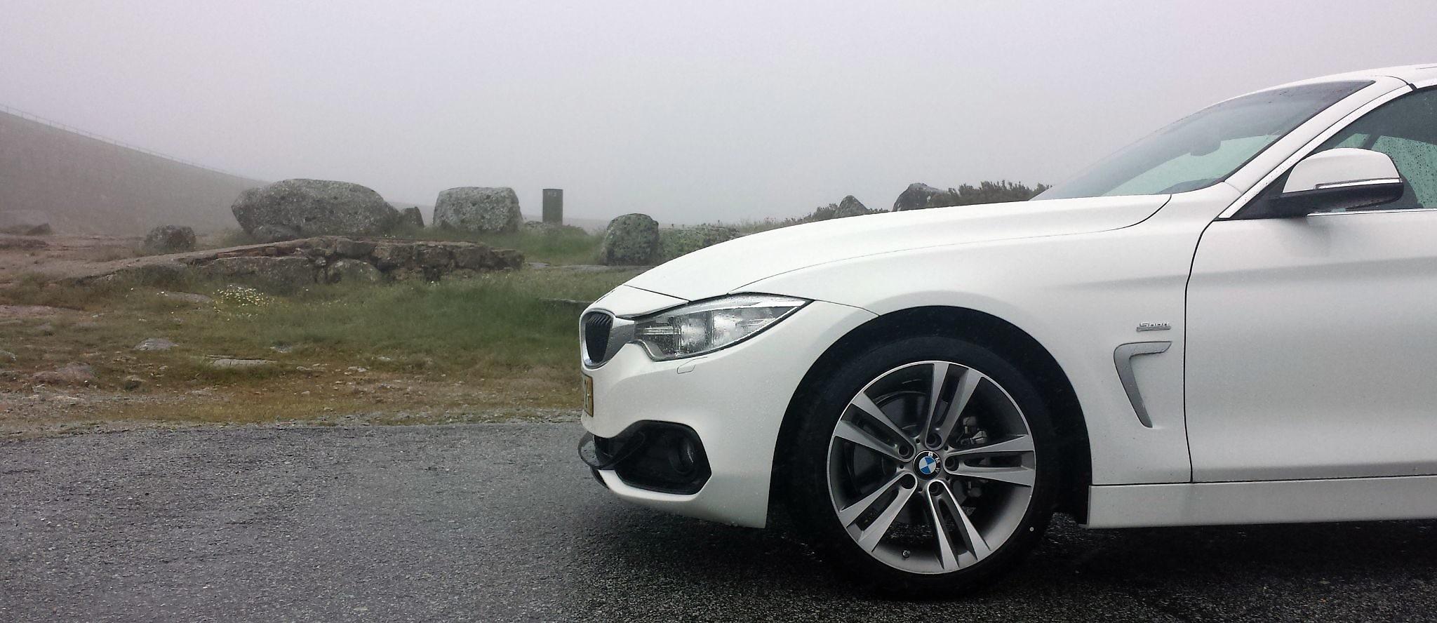 BMW 420d Cabrio in Portugal