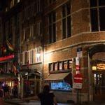 Brüssel Innenstadt bei Nacht