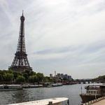 Paris – Eiffelturm und Seine