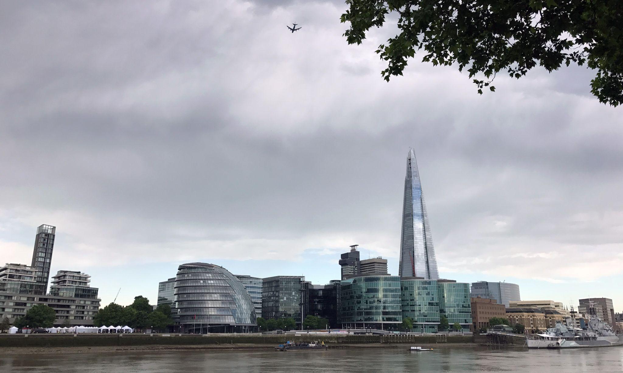 London Wetter