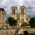 Kathedral Notre-Dame in Paris