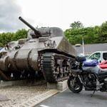 Panzer am Omaha Beach