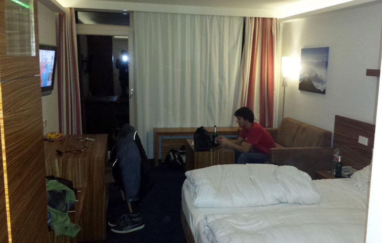 Hotel Schloss Berg Zimmer
