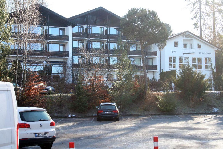 Hotel Schloss Berg am Starnberger See