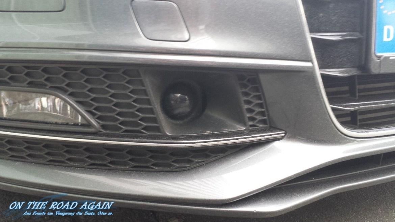 Audi A4 ACC Sensor