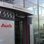 Audi Zentrum Eingang