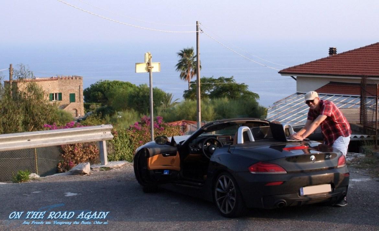 Arbeiten an der Côte d'Azur