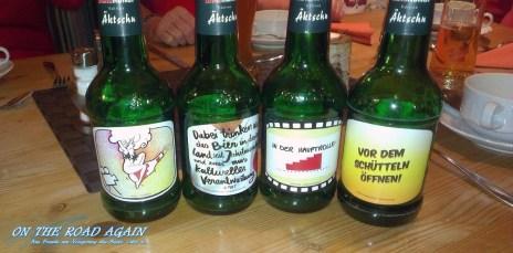 Apres-Ski mit Bier