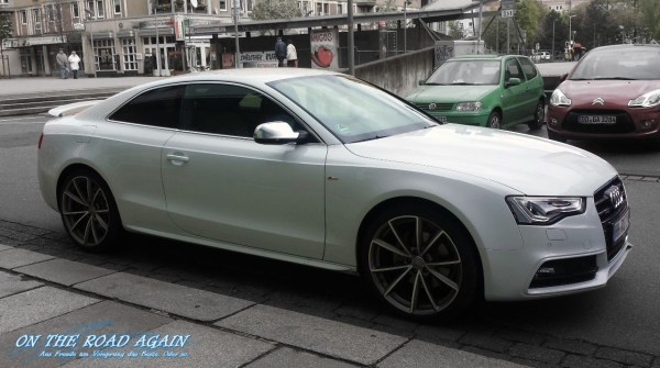 Audi A5 3.0 TDI quattro Coupé DTM Special Edition